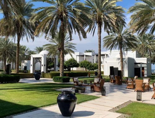 THE CHEDI MUSCAT / OMAN